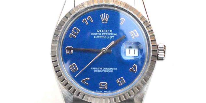 ロレックス時計ベルトオーダー