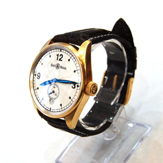 ベル&ロスBell & Ross(ベル&ロス)時計ベルトオーダー
