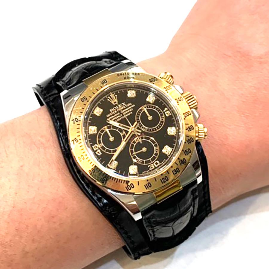 ロレックスROLEX(ロレックス)時計ベルトオーダーメイド
