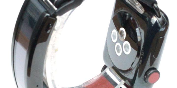 スマートウォッチ wena 3 leather & アップルウォッチ 時計ベルトオーダー