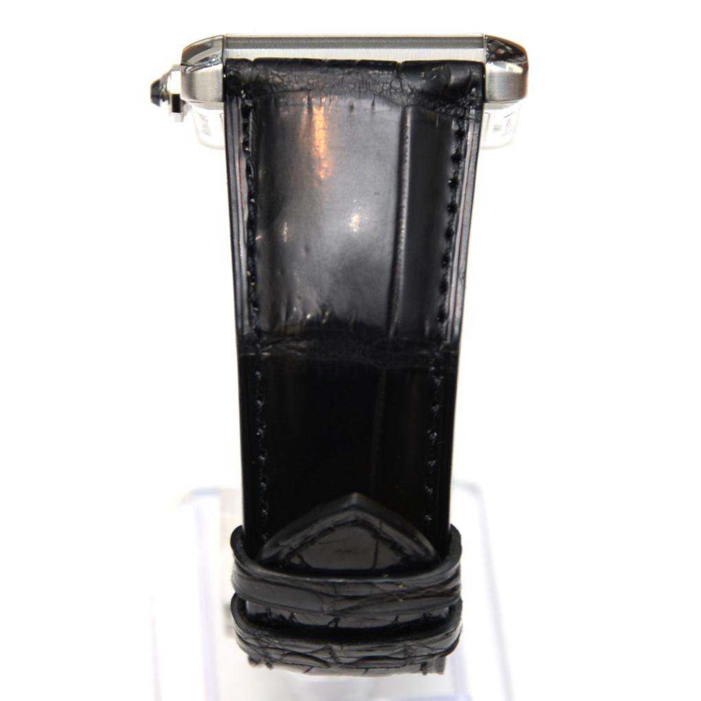 CARTIER TANK MC(カルティエ タンクMC)素材:クロコダイル カラー:マット/ブラック