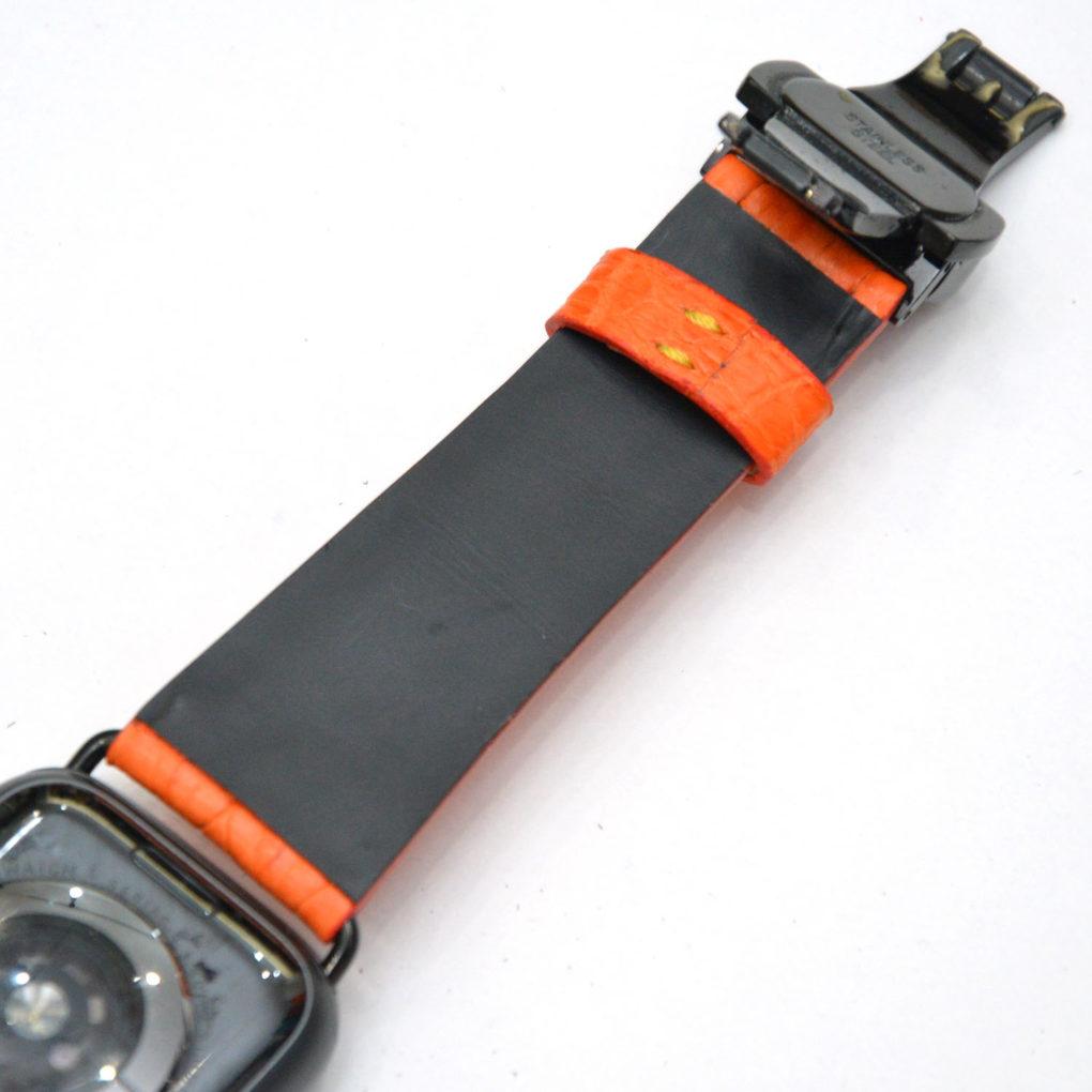 時計ベルト防水加工